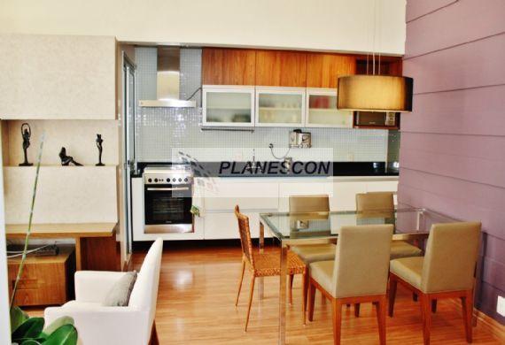 Apartamento de 2 dormitórios em Panamby, São Paulo - SP